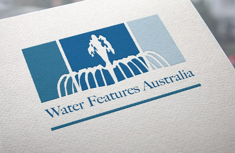 Water Features Australia Logo