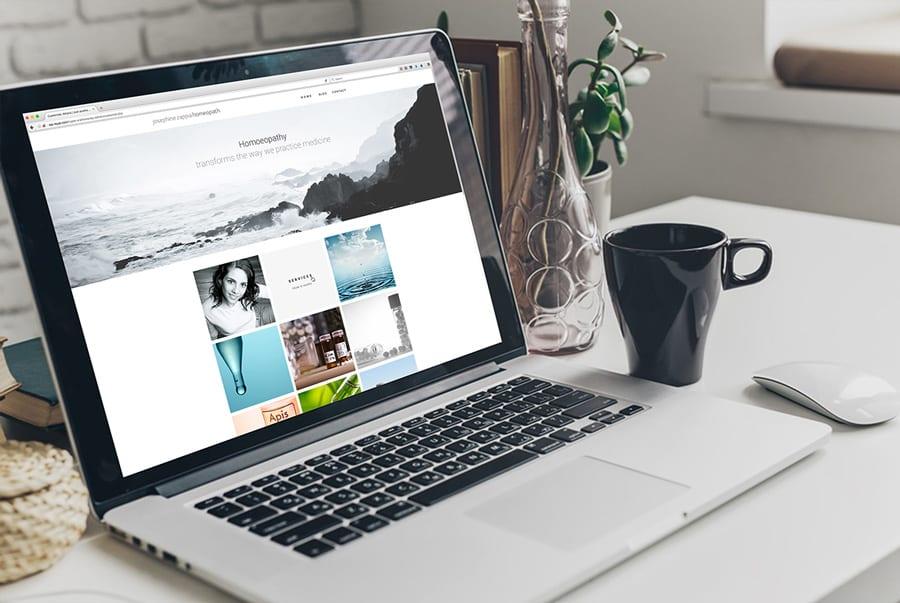 Josephine Zappia Website