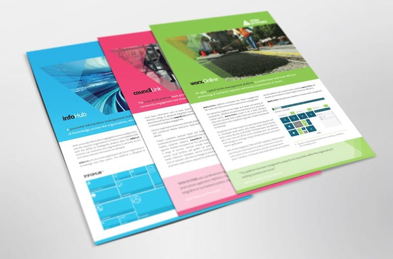 Aten Systems Product Flyers