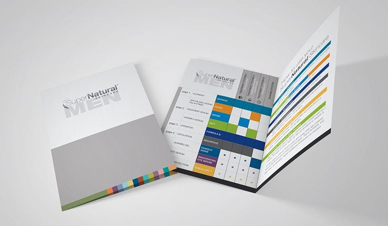 Super Natural A5 Brochure