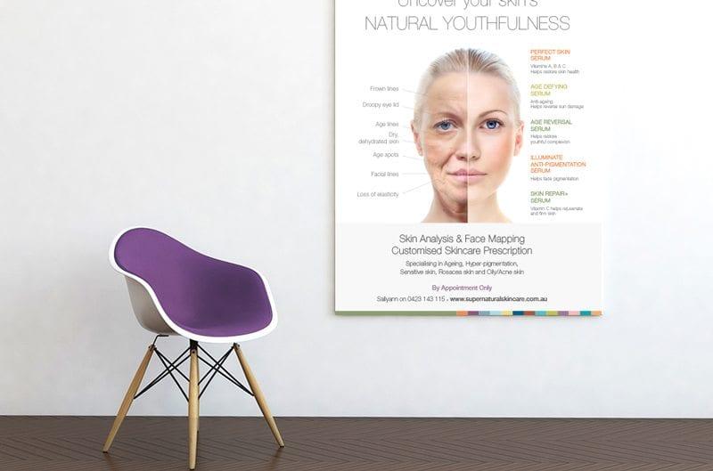 Super Natural Poster